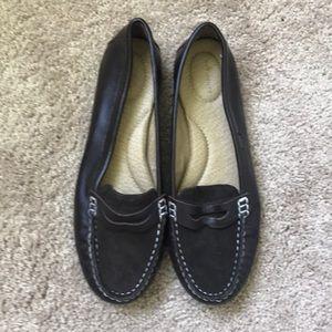 Lands end loafer